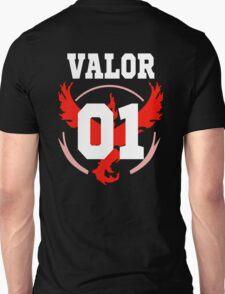 TEAM VALOR - Jersey Unisex T-Shirt