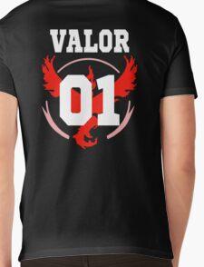 TEAM VALOR - Jersey Mens V-Neck T-Shirt