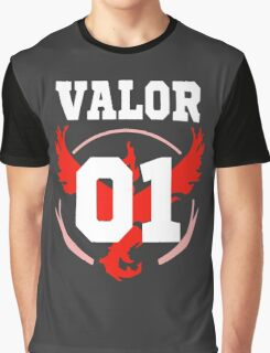 TEAM VALOR - Jersey Graphic T-Shirt