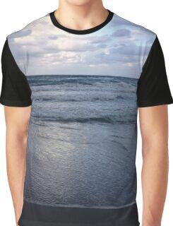 Stormy Atlantic Graphic T-Shirt