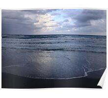 Stormy Atlantic Poster