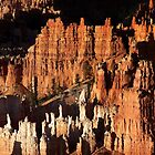 Sunrise over Bryce Canyon .2 by Alex Preiss