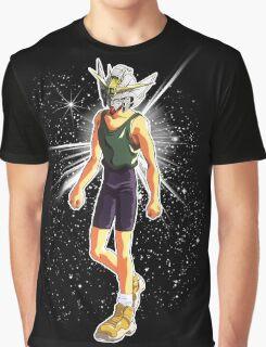 Holy Hero Graphic T-Shirt