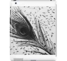 Abstract Feather  iPad Case/Skin