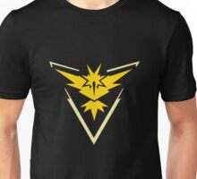 PokemonGO Team Instinct Unisex T-Shirt