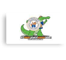 Chabad UF logo  Canvas Print