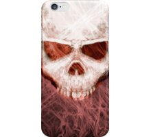 Golden Skull iPhone Case/Skin