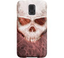 Golden Skull Samsung Galaxy Case/Skin