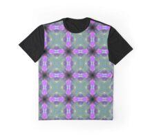 Frozen flower vortex Graphic T-Shirt