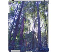 Sun Glimmers through the Trees - Triplet Falls iPad Case/Skin