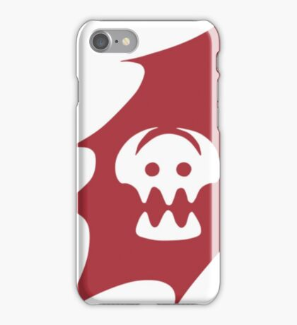 HTTYD Toothless's Tail&Hiccups Skull logo iPhone Case/Skin
