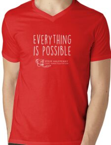 Everything is possible t-shirt Mens V-Neck T-Shirt