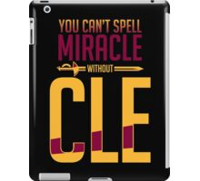 miraCLE iPad Case/Skin