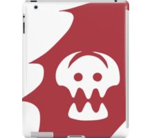 HTTYD Toothless's Tail&Hiccups Skull logo iPad Case/Skin