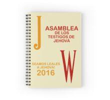 SEAMOS LEALES A JEHOVÁ! (JW) Spiral Notebook