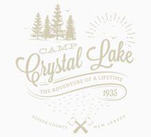 Camp Crystal Lake One Piece - Short Sleeve
