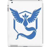 Pokemon Go! - Team Mystic emblem iPad Case/Skin