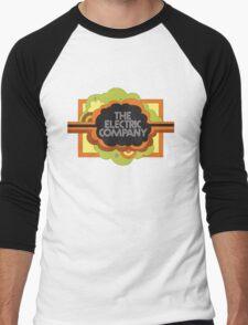 Electric Company Men's Baseball ¾ T-Shirt