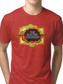 Electric Company Tri-blend T-Shirt