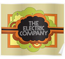Electric Company Poster