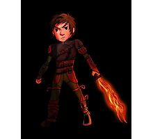 Hiccup Photographic Print