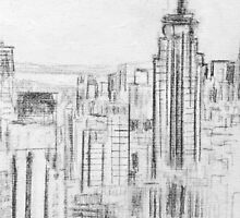 New York New York by gillsart