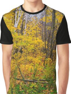 Standing Among the Gold Graphic T-Shirt