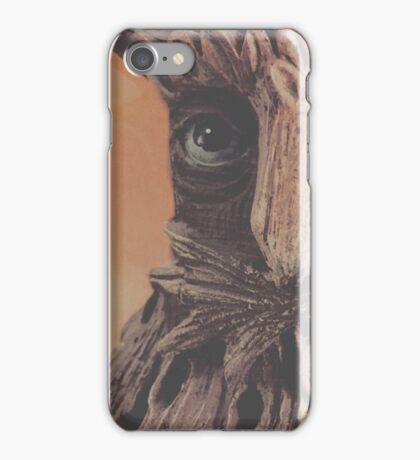 Face of Nature iPhone Case/Skin