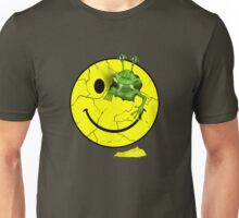 Happy Alien Face Unisex T-Shirt