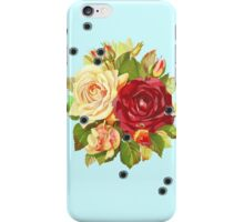 Gunned Down Roses iPhone Case/Skin