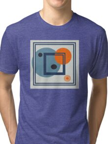 Orbit 4 by Anne Winkler Tri-blend T-Shirt