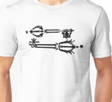 Oblivion and Oathkeeper Unisex T-Shirt