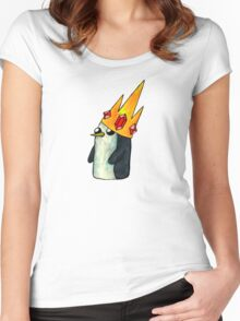 King Gunter Women's Fitted Scoop T-Shirt