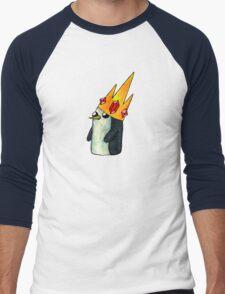 King Gunter Men's Baseball ¾ T-Shirt