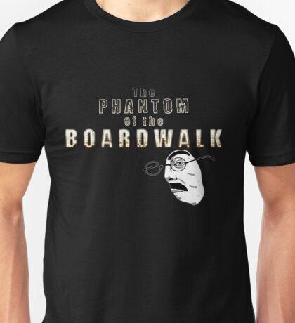 The Phantom of the Boardwalk Unisex T-Shirt