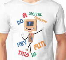 Digital world Colin Unisex T-Shirt