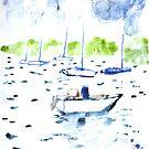 Ebb Tide by John Douglas