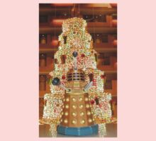 Dalek Christmas One Piece - Long Sleeve