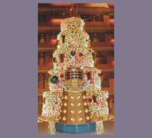 Dalek Christmas Kids Tee