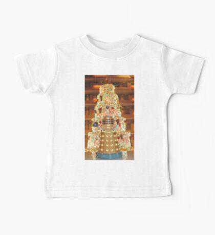 Dalek Christmas Baby Tee