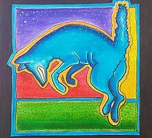 Coyote 3 by carol selchert