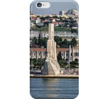 The Discoveries Monument  iPhone Case/Skin