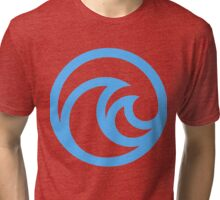 The Living Seas Tri-blend T-Shirt