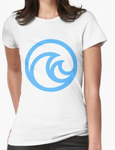 The Living Seas Womens Fitted T-Shirt