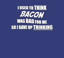 BACON Funny SLOGAN Unisex T-Shirt
