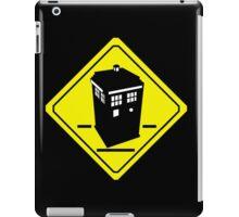 TARDIS Crossing iPad Case/Skin