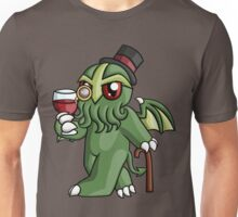 Fancy Cthulhu Unisex T-Shirt