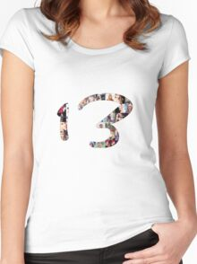 13-Taylor Swift Women's Fitted Scoop T-Shirt