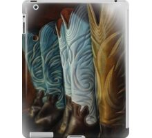 These Boots Are Made For Anything iPad Case/Skin