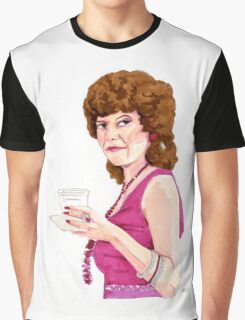 Just Call Me Billie Adrienne Barbeau Graphic T-Shirt